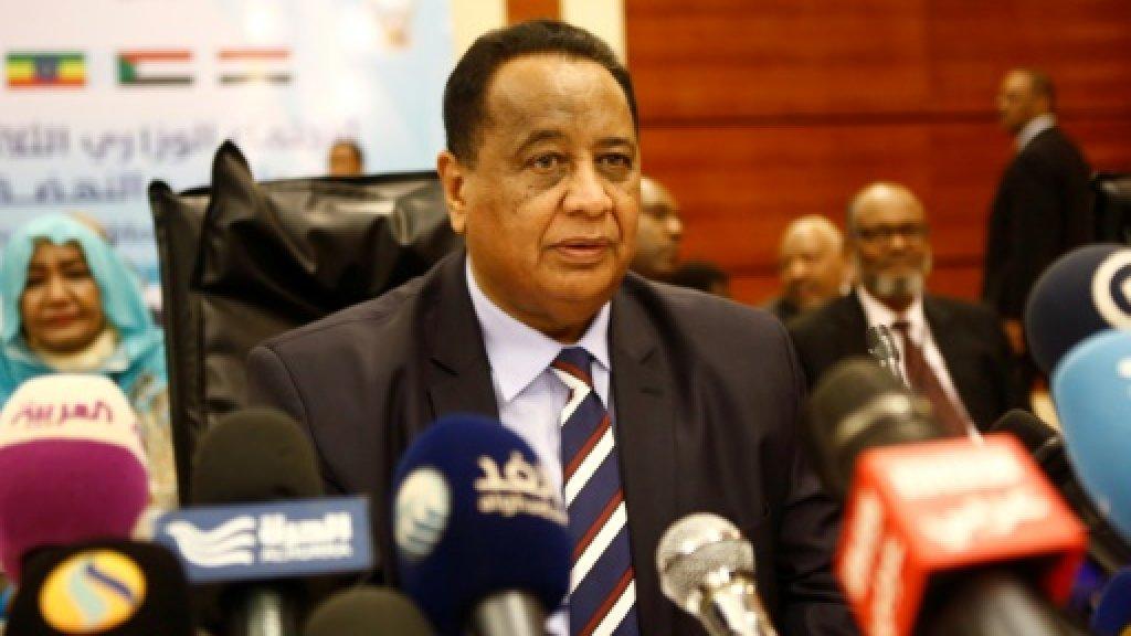 <Bashir fires Sudan foreign minister Ibrahim Ghandour