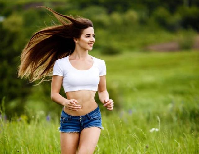 8 rahasia untuk memiliki bentuk tubuh langsing