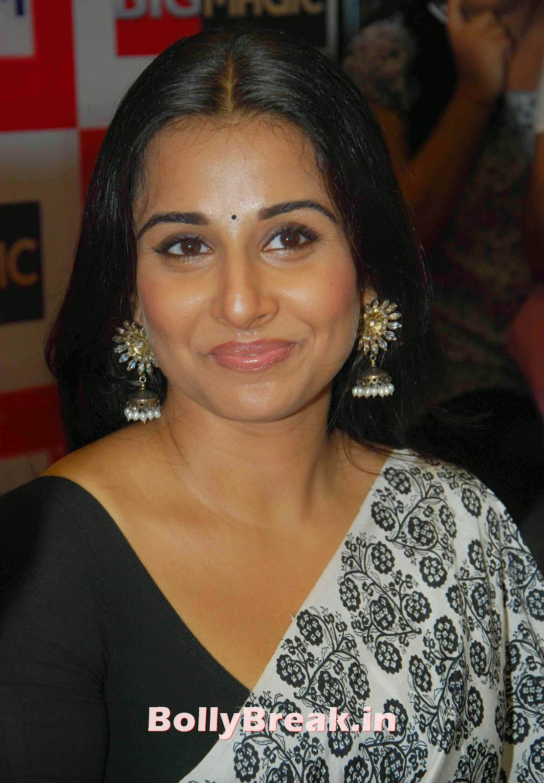 Vidya Balan Sexy In Saree - Hot Hd Photos - 7 Pics-4199