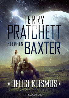 Długi kosmos - Terry Pratchett, Stephen Baxter