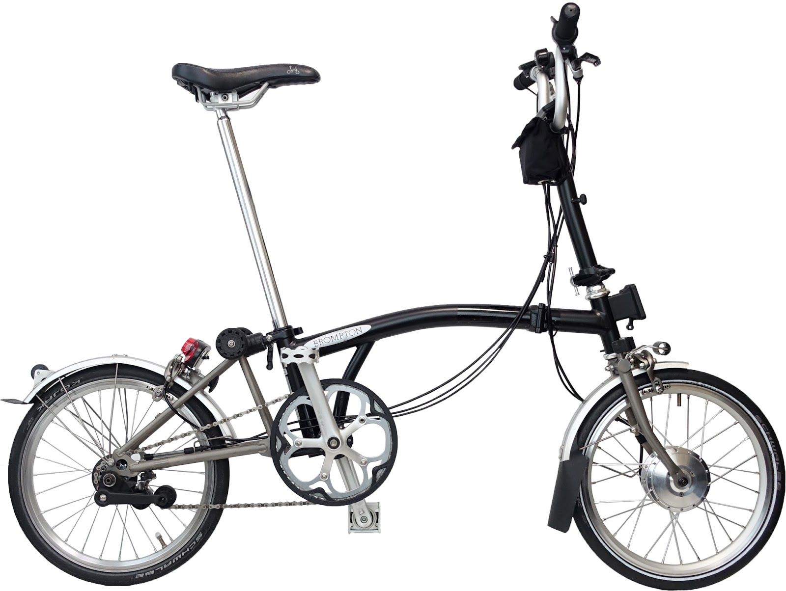 Bromfit Bromfit Electric Bicycle Conversion Kit For