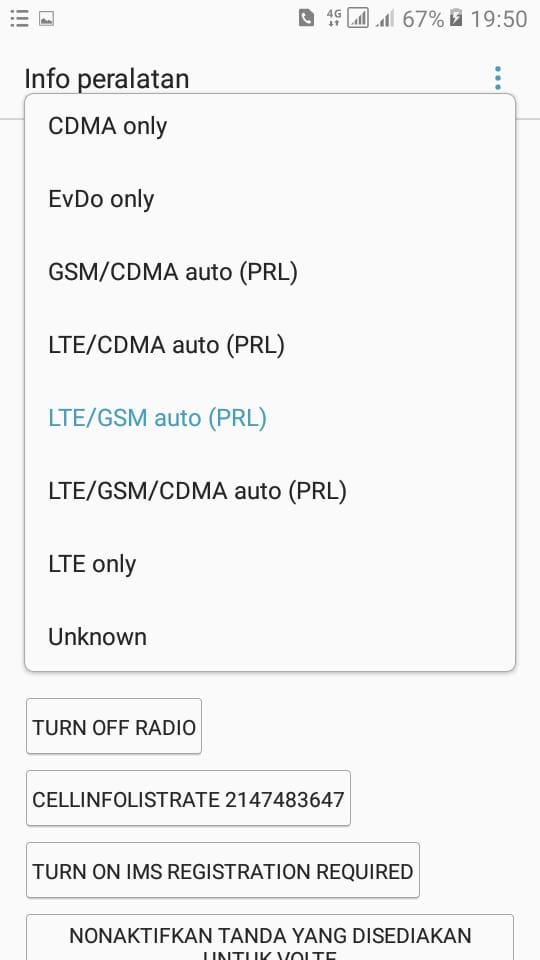 kode dial atasi kode mmi tidak valid /  tidak berlaku