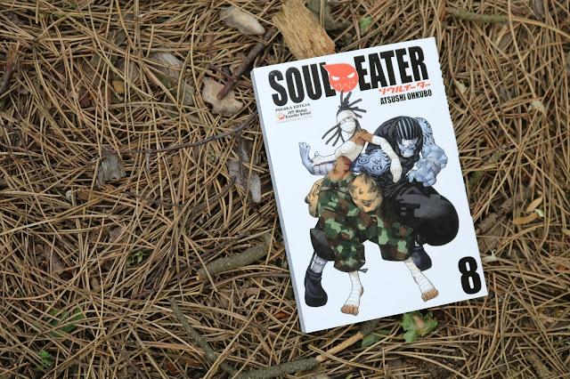 Atsushi Ohkubo - Soul Eater t.8