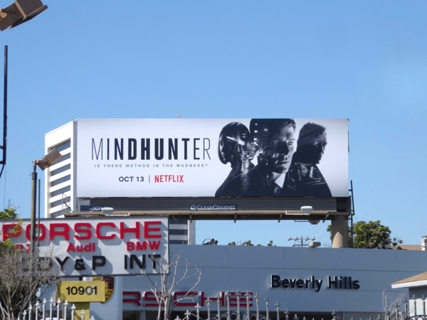 Mindhunter series premiere billboard