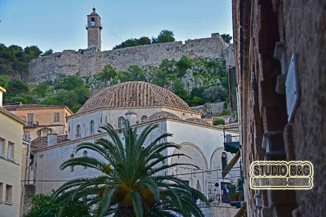Πιέσεις των Τούρκων για την επαναλειτουργία και των δυο τζαμιών στο Ναύπλιο