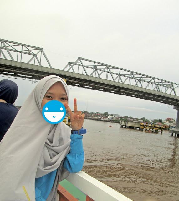 Wisata Sungai Kapuas Pontianak