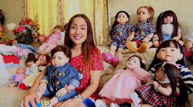 ritual memelihara boneka yang berisi roh anak anak-1