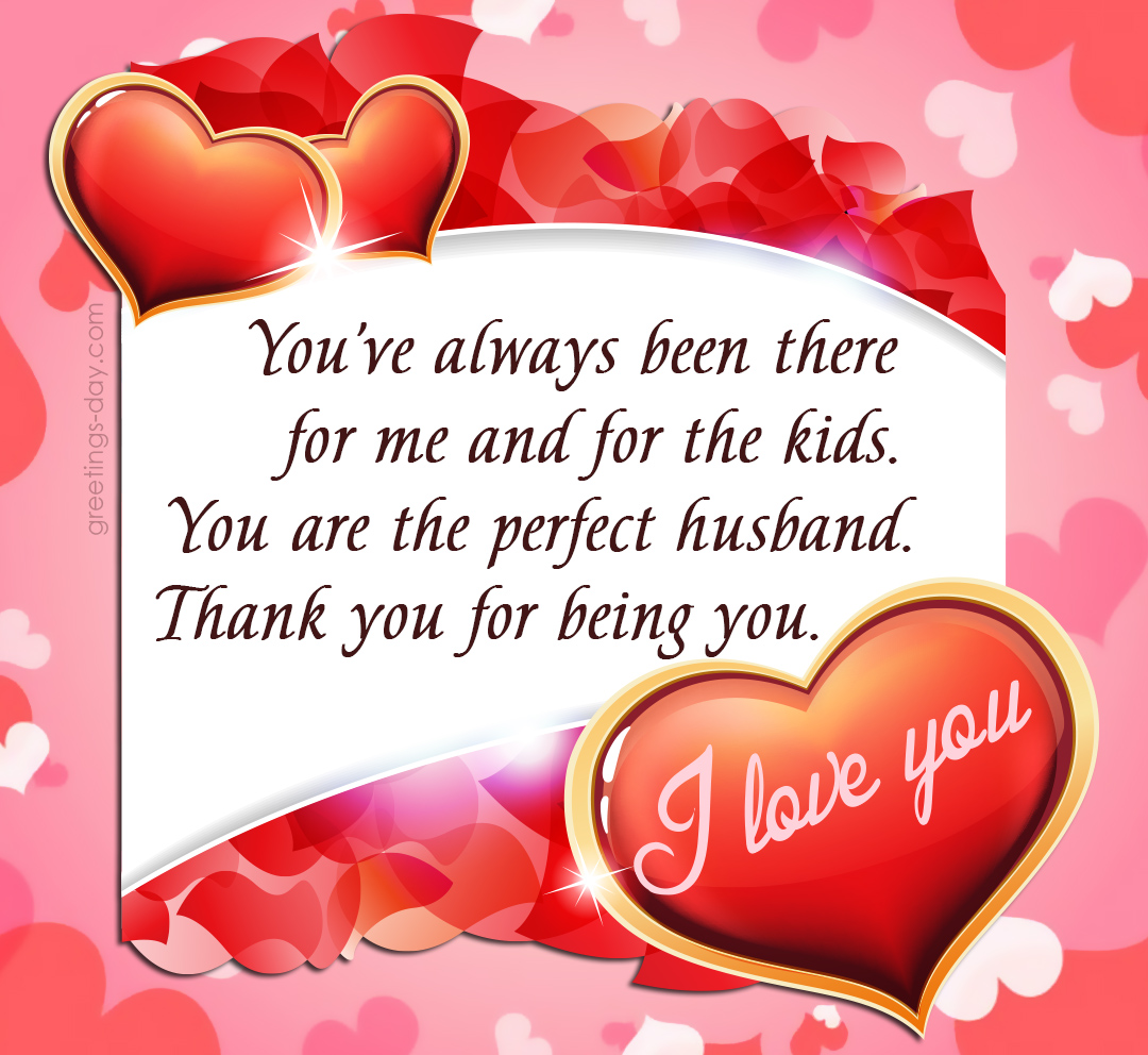Romantic Valentines Day Wishes Images For Husband With Quotes