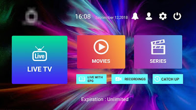 Code ACTIVATION IPTV SMARTERS HD/SD Channels list unlimited 14-1-2019