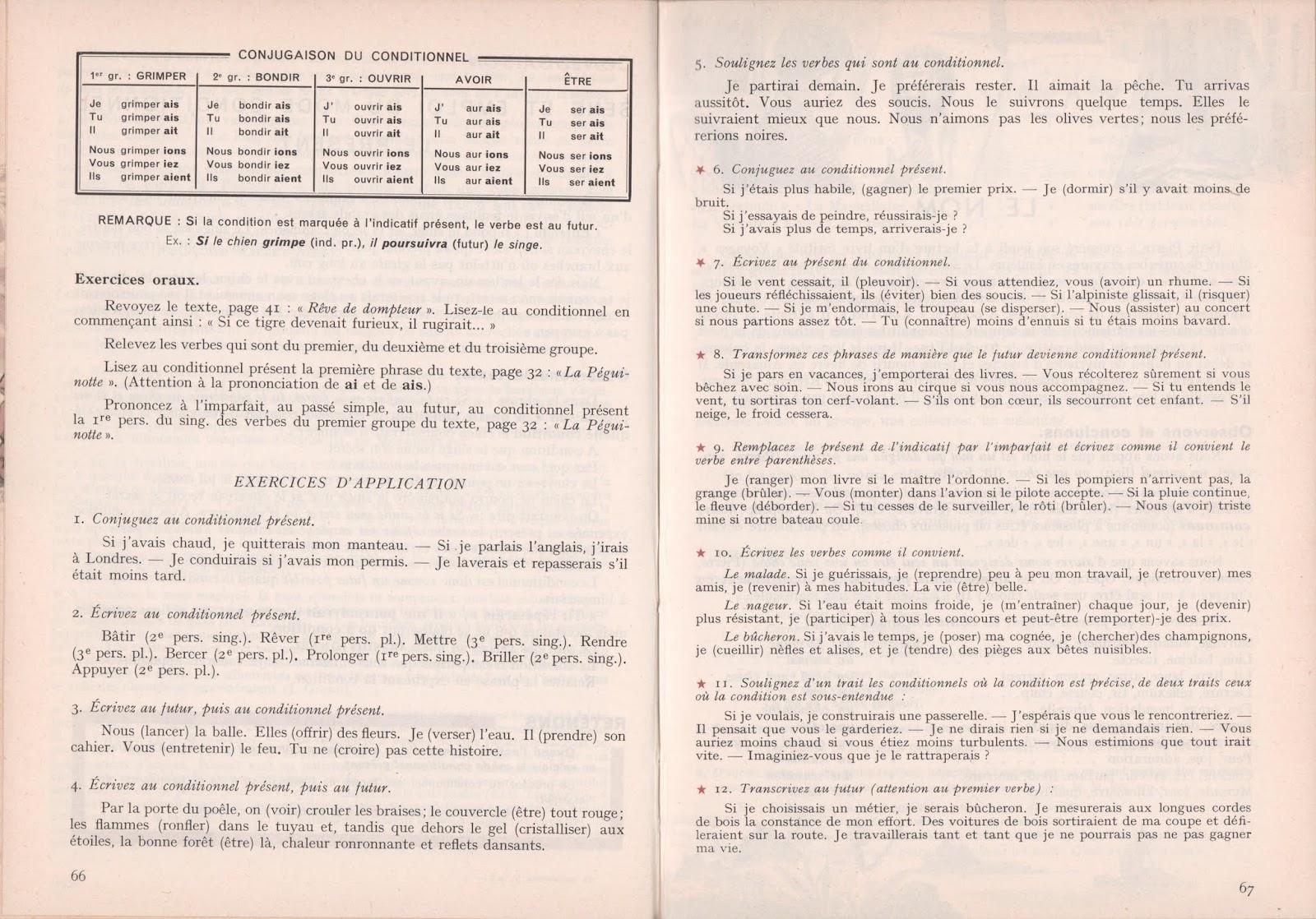 Manuels Anciens Ferry Pierre Ma Grammaire Cm1 Cm2 1960