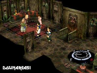 a Mysterious arrangement is turning the tides of a century long nation of war alongside ancient technolo Xenogears PS1 ISO