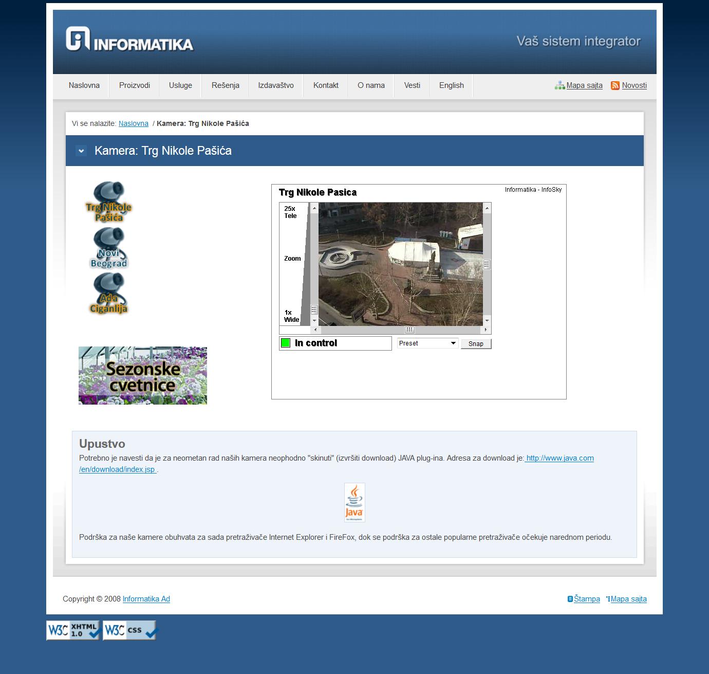 mapa kamera beograd WebCams: 2014 mapa kamera beograd