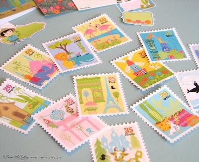 darmowe znaczki