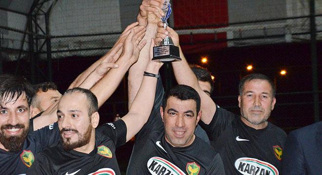 Diyarbakır'da köyler arası futbol turnuva düzenlendi