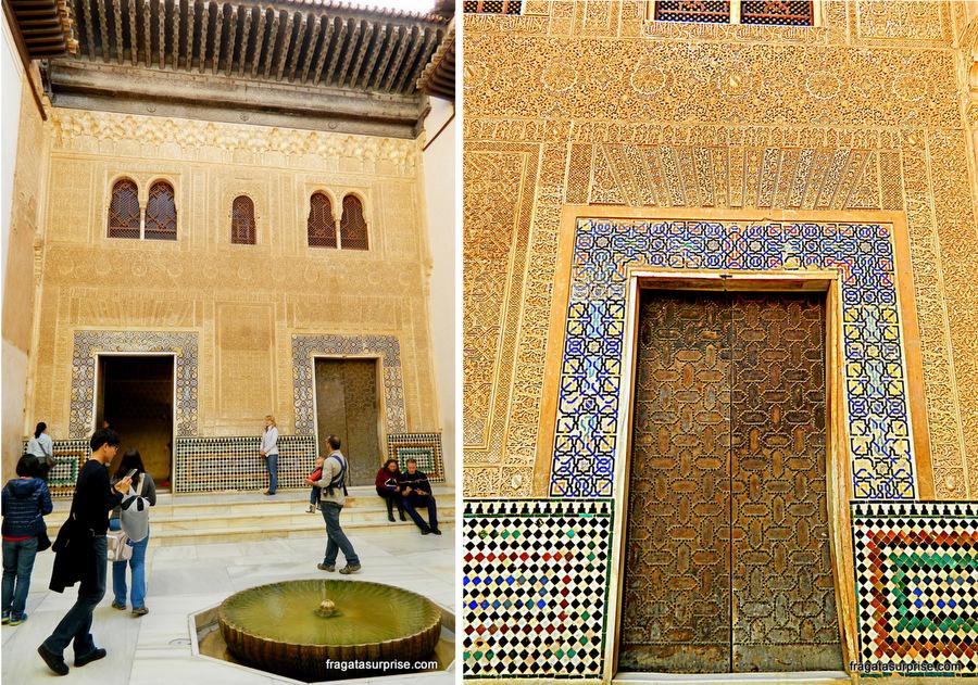Dicas para organizar uma visita à Alhambra