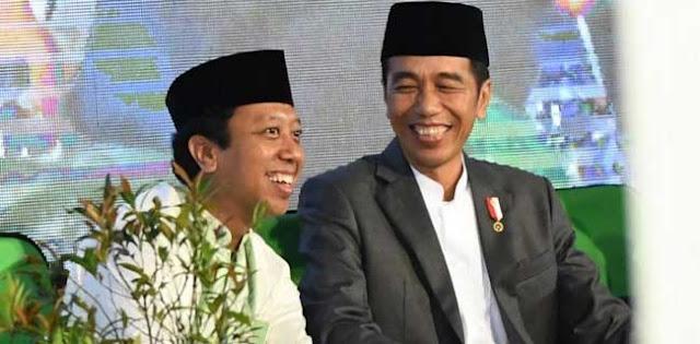 Beranikah KPK Sentuh Pendukung Jokowi?