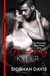 Finding Kyler - a forbidden romance by Siobhan Davis