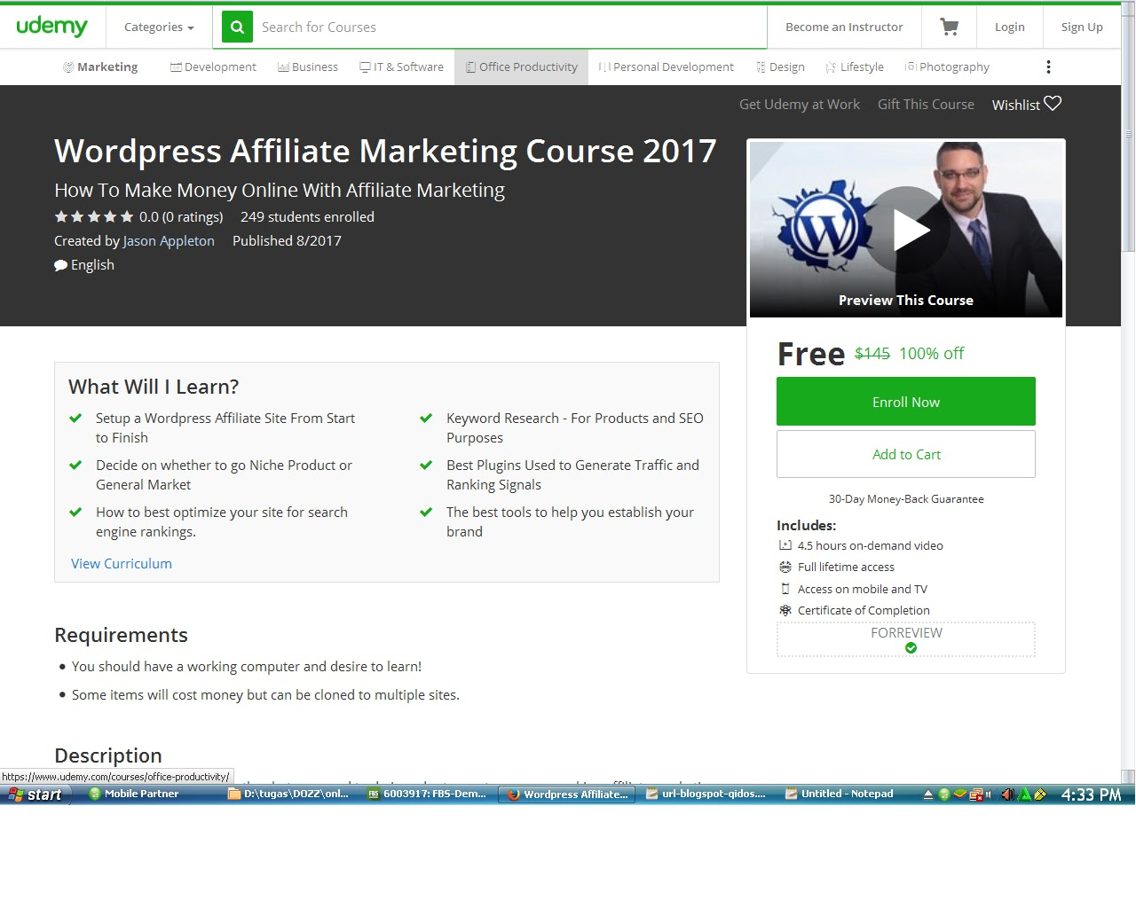 What is Coupon Affiliate Marketing? The standard affiliate marketing setup works like this: A website owner (the affiliate marketer) partners with a brand and agrees to market that brand using their own website and/or sphere of online influence. Typically, the brand gives the affiliate marketer a dedicated promo code or affiliate link so they.