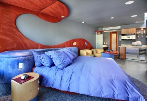 Unique Bedroom Decorating Ideas: Home Decoration: Unique Bedroom Decorating For Sleek
