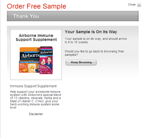 Sparkle Me Pink: HURRY - 2 Free Samples From Target