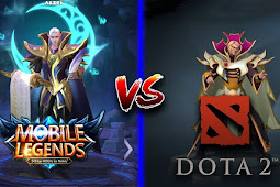 Alasan Kenapa Player Mobile Legends Ogah Mainin Game Dota 2 di PC!