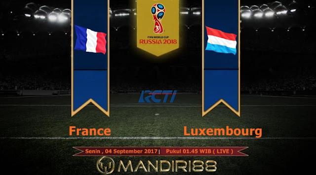 memberi julukan gres bagi Timnas Prancis Berita Terhangat Prediksi Bola : France Vs Luxembourg , Senin 04 September 2017 Pukul 01.45 WIB @ RCTI