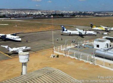 Barreiras: TJ manda prefeitura fazer referendo sobre mudanças em área de aeroporto