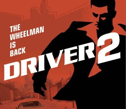 DRIVER 2 Cover Photo