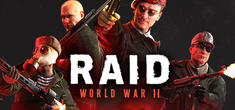 Raid.world .war 2 - Raid: World War II For PC