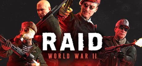 Raid.world .war 2 - Raid: World War II For PC