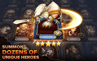 Download Game Heroes Tactics: Strategy PvP APK