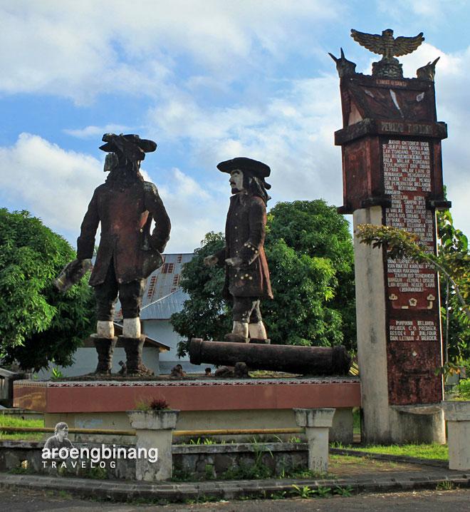 inspirasi patung sarapung korengkeng tondano minahasa sulawesi utara