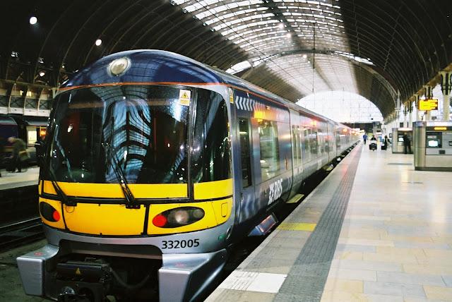 Heatrhow Express em Londres