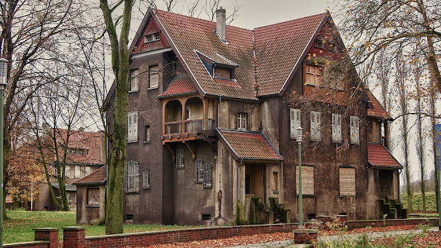 Duisburg Bliersheim Villa Wonderful View Germany HD Desktop Wallpaper