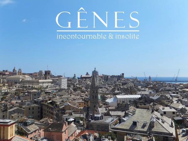 gênes genova vieille ville vue panorama palazzo rosso