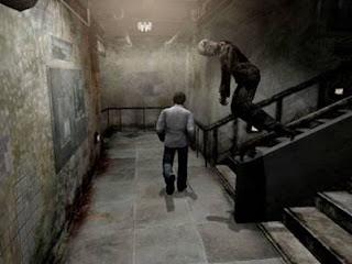 Print screen Silent Hill 4 The Room 2004 PS2 Tradução PT-BR