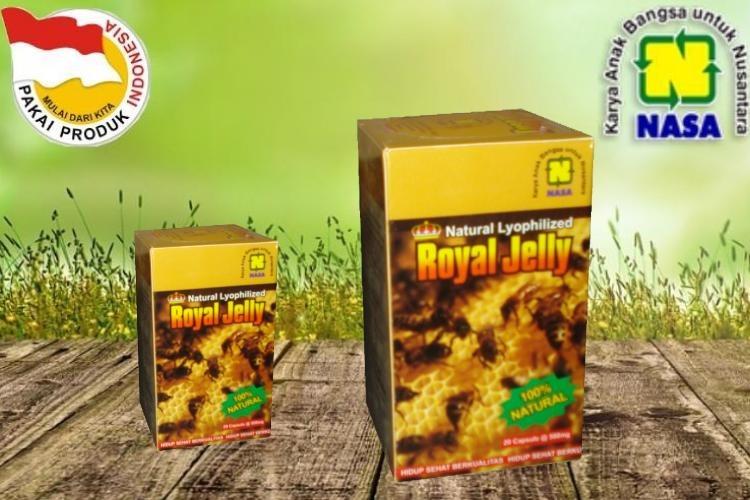 Natural Royal Jelly Suplemen Kesehatan