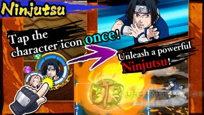 NARUTO: Ultimate Blazing: Best AoE Attacker Ninjas - Damage Rankings