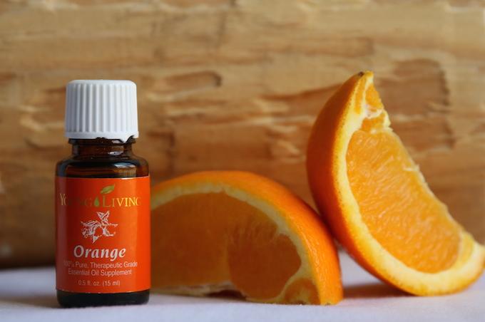 Orange Foaming Hand Soap