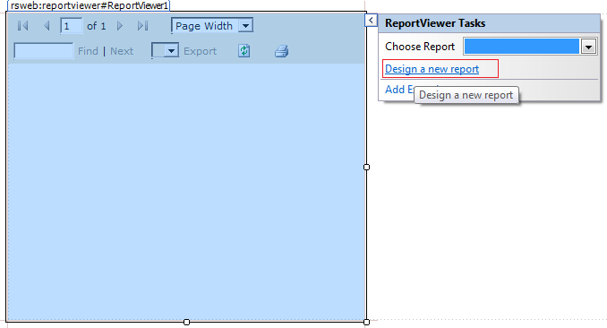 Create RDLC Report in Asp net Example in Visual Studio 2010 Step By
