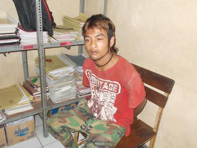 Pelaku Pemerasan Dan Pencurian Sepeda Motor Berhasil Diamankan Petugas