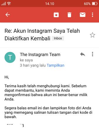 Cara Mengembalikan Akun Instagram Yang Dihapus Permanen : mengembalikan, instagram, dihapus, permanen, Mengembalikan, Instagram, Banned/Blokir, Musdeoranje.net