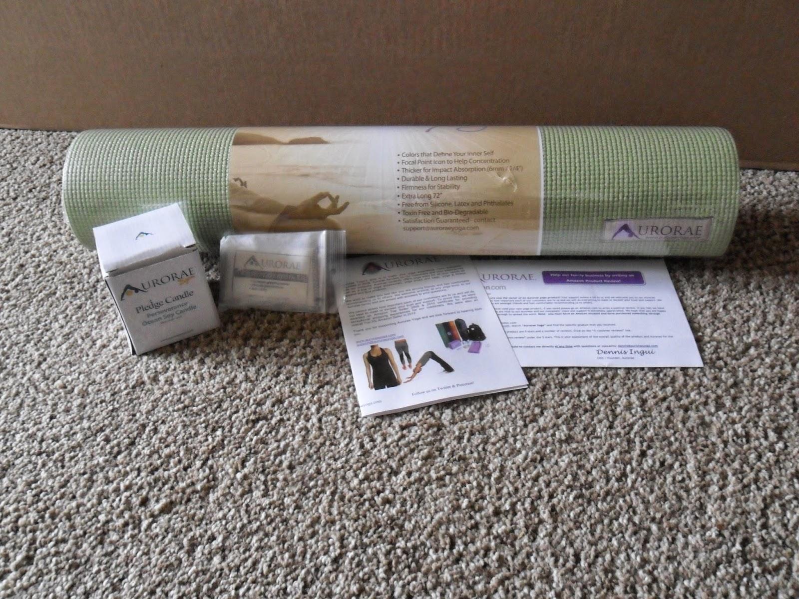 Aurorae Yoga Giveaway!