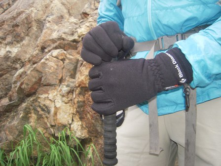 bbeefcaf1 Guide Gear Review: Black Diamond LightWeight Glove - Colorado ...