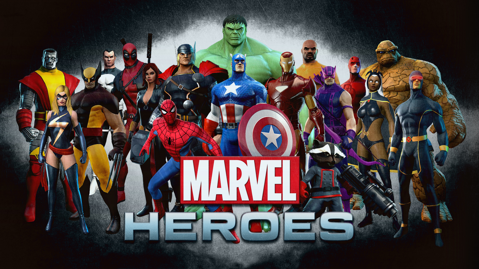 What About the Names Of Marvel Heroes And Characters With ...