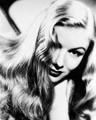 Closely Watched: GET PERSONAL: VERONICA LAKEElaine Detlie