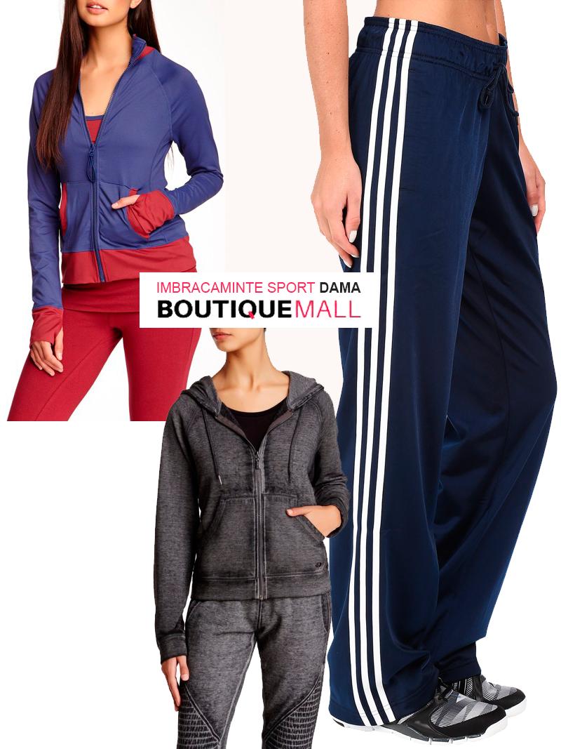 Imbracaminte sport femei Boutique Mall