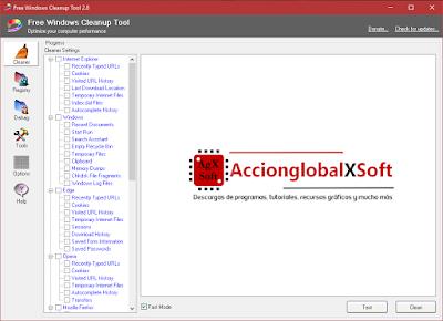 Colección de herramientas para optimizar el rendimiento de tu PC