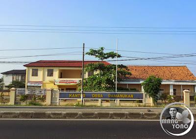 Kantor Desa Pamanukan, Kecamatan Pamanukan