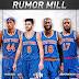 Knicks Making a Move Again